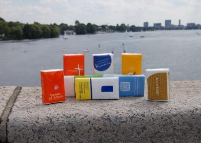 Papiertaschentücher, Servietten, Tissue Boxen & Co.
