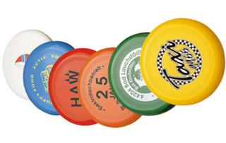 Frisbees als Werbemittel
