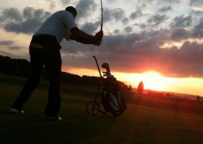 Golfartikel als Werbemittel