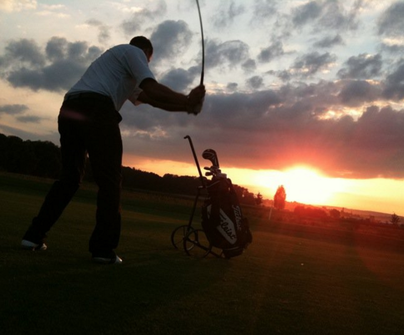 Golf Werbeartikel bedrucken