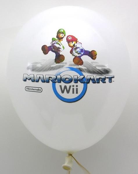 Luftballons im Superprint bedrucken