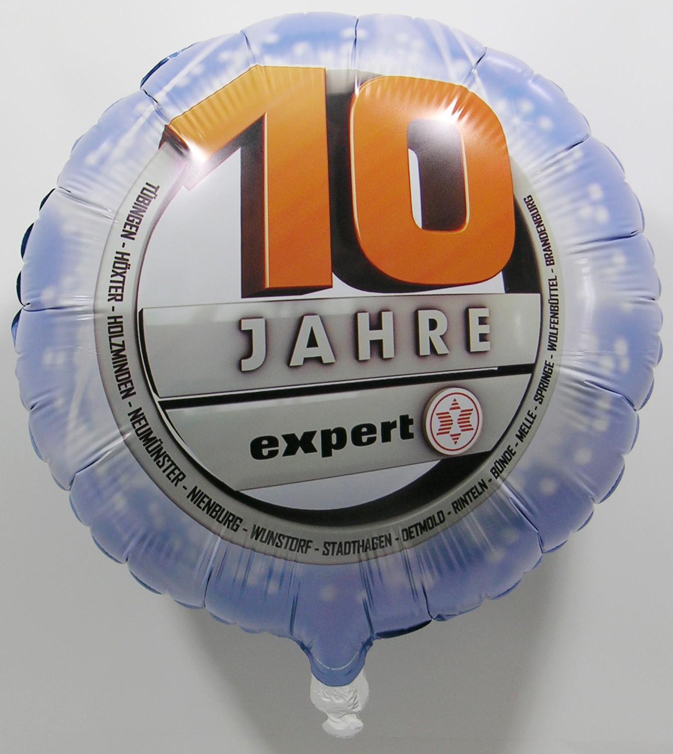 Folienballons mit Firmenlogo bedrucken