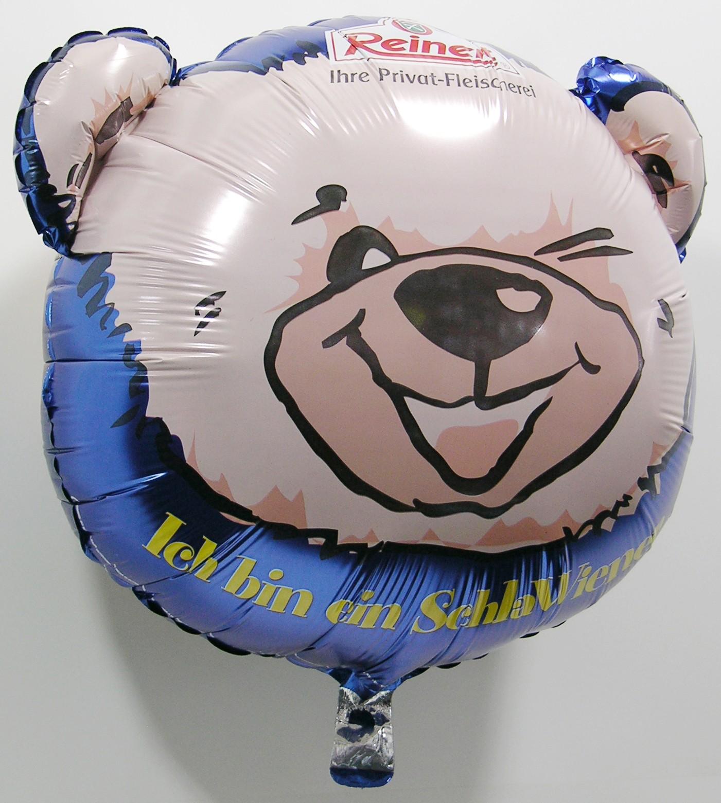 Folienballons bedrucken