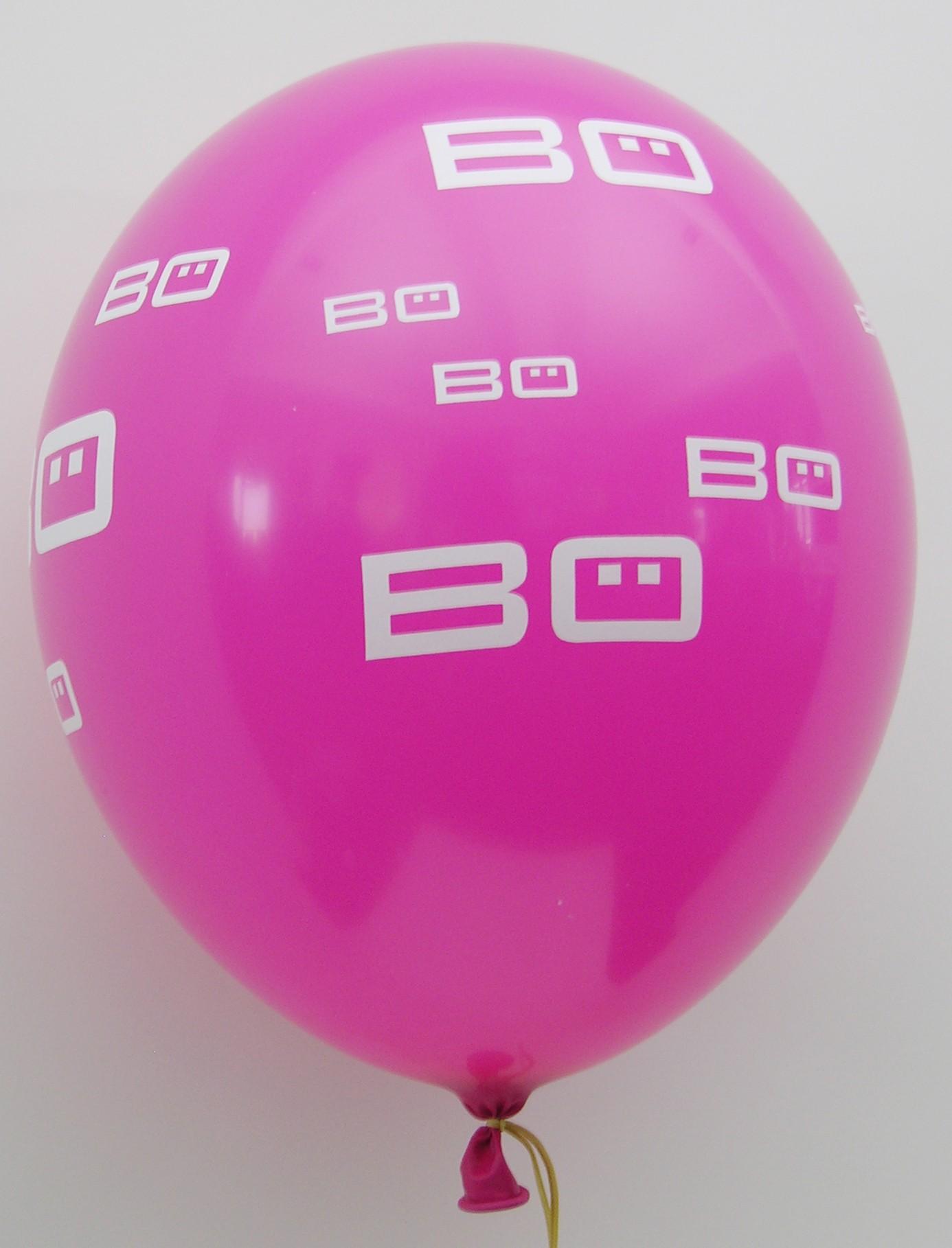 Luftballon bedrucken