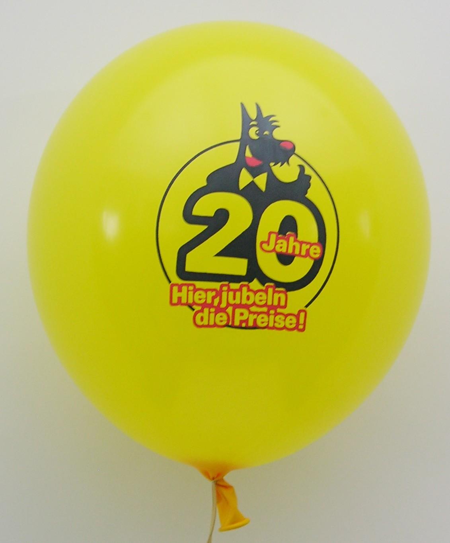 Luftballon im Siebdruck