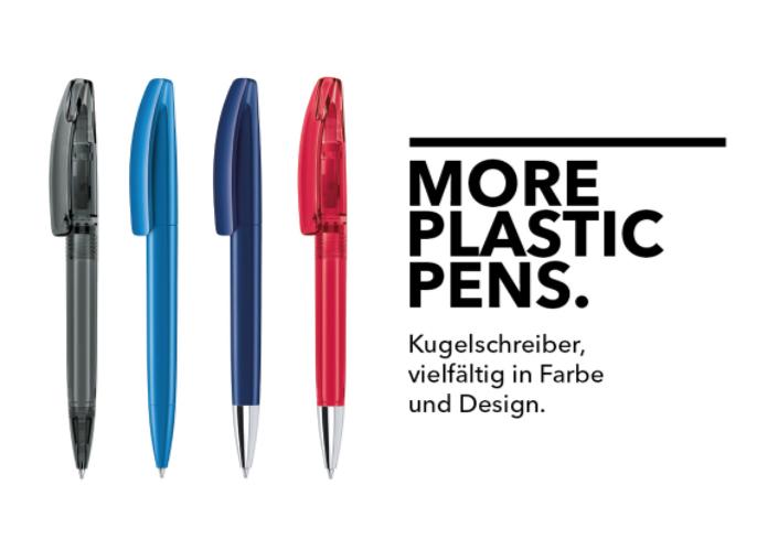 Senator Kugelschreiber aus Kunststoff bedrucken